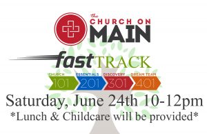 fastTRACK @ The Church on Main | Columbia | Mississippi | United States